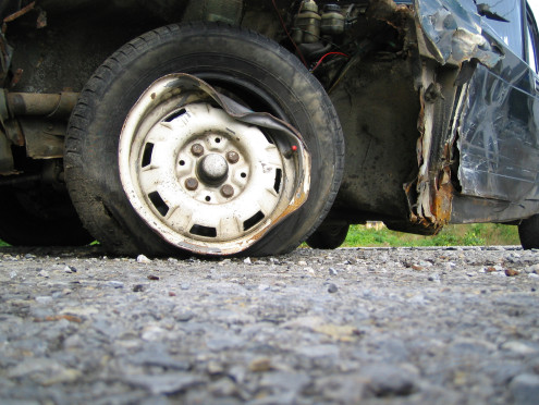 Should I Speak To An Insurance Adjuster After My Car Accident?