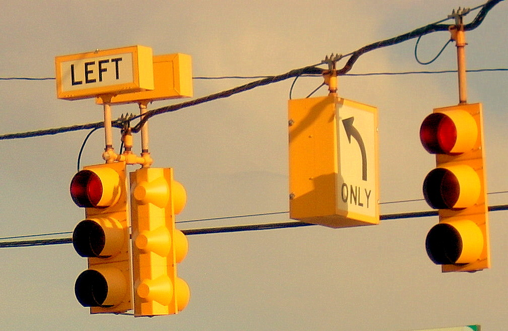 Red Light Running Motor Vehicle Accidents